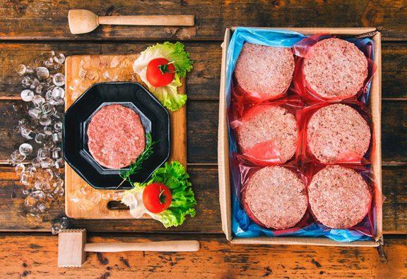Čudesa od mesa hamburger