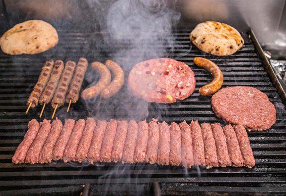 Čudesa od mesa roštilj